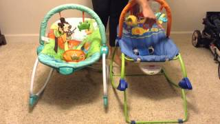 Download Bright Starts Baby to Big Kid Rocker Review Video