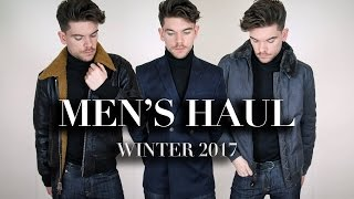 Download Men's Style Haul | Winter Fashion 2017 Video