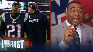 Download Cris Carter on Malcolm Butler saying Belichick explained his SBLII benching | FIRST THINGS FIRST Video