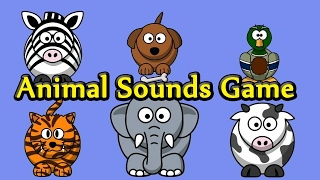 Download Interactive Animal Sounds Game by Kids Learning Videos Video