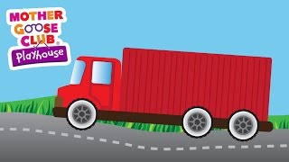 Download The Wheels on the Truck | Mother Goose Club Playhouse Kids Video Video