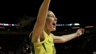 Download Full Game Highlights | Sue Bird TAKES OVER In 4th Q As Storm Advance To Finals Video