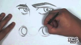 Download Como desenhar olhos - Masculino & Feminino (How to draw eyes - Male & Female) Video