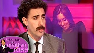 Download Sacha 'Borat' Baron Cohen Asks Melanie ″What Her Price Is″ | Friday Night With Jonathan Ross Video