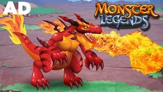 Download Monster Legends - DRAGONS!! Video