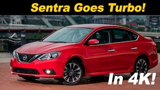 Download 2017 Nissan Sentra SR Turbo First Drive Review and Road Test - DETAILED in 4K UHD! Video