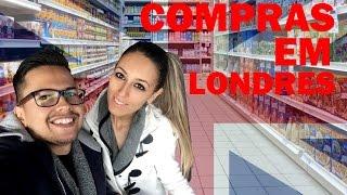 Download Fazendo compras em Londres, quais os preços? Video