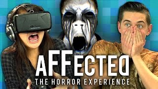 Download OCULUS RIFT - AFFECTED #1: THE MANOR (Teens React: Gaming) Video