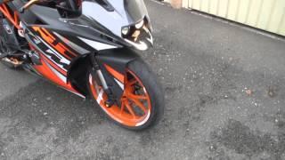 Download KTM 125 RC Akrapovic Video