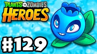 Download Electric Blueberry! - Plants vs. Zombies: Heroes - Gameplay Walkthrough Part 129 (iOS, Android) Video