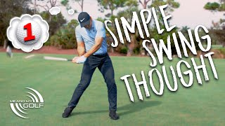 Download ONE SIMPLE SWING THOUGHT FOR A GREAT DOWN SWING | JASON DAY ANALYSIS | ME AND MY GOLF Video