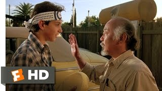 Download Wax On, Wax Off - The Karate Kid (2/8) Movie CLIP (1984) HD Video