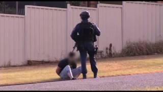 Download Strike Force Wilwemdam Make Arrests During Maitland Raids Video