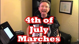Download Roland Accordion, 4th of July Marches, Dale Mathis Video