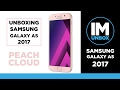 Download Samsung Galaxy A5 2017 Peach Cloud Unboxing Video
