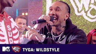 Download Tyga Claps Back At Nick Cannon w/ BARS!   Wild 'N Out   #Wildstyle Video