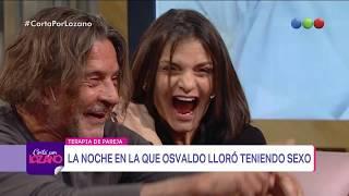 Download Osvaldo Laport y Viviana Saez se animaron al diván - Corta Por Lozano 2018 Video