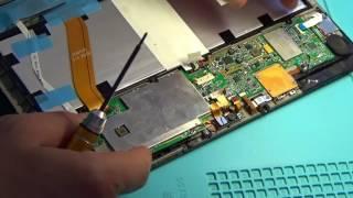 Download Замена контроллера зарядки BQ24196 на планшете Prestigio PMP7100D3G QUAD Video