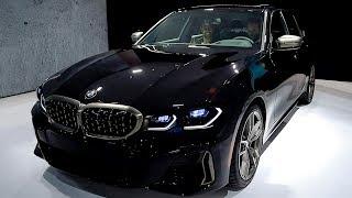 Download 2019 BMW 3 Series M340i Walkaround Video