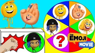 Download Hi-5 Emoji and Jailbreak Play the Emoji Movie Spin the Wheel Game, Paw Patrol Toys | Ellie Sparkles Video