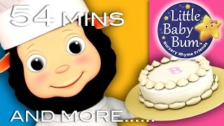 Download Little Baby Bum | Pet a Cake | Nursery Rhymes for Babies | ABCs and 123s Video