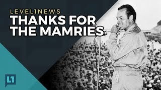Download Level1 News October 24 2017: Thanks for the MAMRies Video