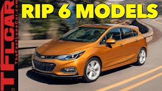 Download Breaking News: These Are The 6 Cars That GM Killed Today! Video