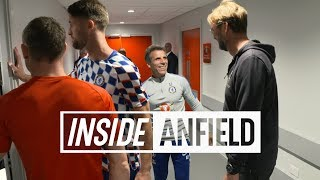 Download Inside Anfield: Liverpool v Chelsea | Tunnel cam from Carabao Cup clash Video