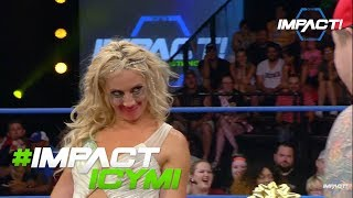Download Grado Asks Laurel Van Ness To Go On A Date On IMPACT | #IMPACTICYMI July 13th, 2017 Video