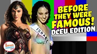Download Before They Were Famous: Wonder Woman & DC Extended Universe! Video