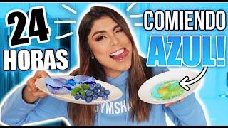 Download 24 HORAS COMIENDO AZUL - Pautips Video