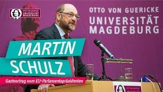 Download EU-Parlamentspräsident Dr. h.c. Martin Schulz an der Otto-von-Guericke-Universität Magdeburg | OVGU Video