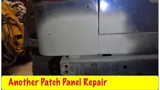 Download Welding A Patch Panel on the Jeep TJ Video