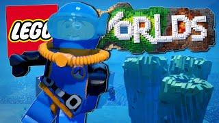 Download Lego Worlds | THE UNDERWATER ADVENTURE!! [#9] Video