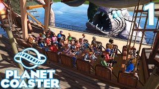 Download Planet Coaster - Part 1 - Time to Start the Park! Video
