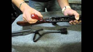 Download Original Romanian AK47 Wire Folding Stock Install Video
