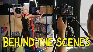 Download Thor: Ragnarok - Homemade Behind the Scenes Video