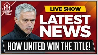 Download How Jose Mourinho's Manchester United Can Win The Premier League 2018/19 Video