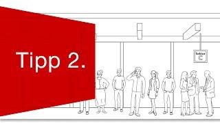 Download Tipp 2 Verteilen auf dem ganzen Perron. Video