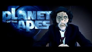 Download Planet of the Apes (2001) - Nostalgia Critic Video