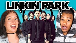 Download TEENS REACT TO LINKIN PARK Video