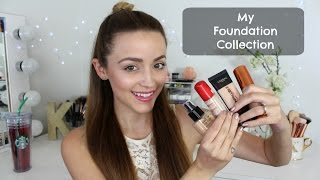 Download My Makeup Stash- Foundations! Video