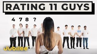 Download 11 vs 1: Rating Guys by Looks & Personality Video