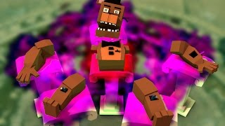 Download Minecraft FNAF - How To Become a Freddy! (Five Nights at Freddy's) Video
