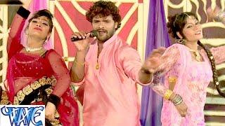 Download चइत में पति अति कइले बा - Chait Me Chonhali | Khesari Lal Yadav | Bhojpuri Chaita Song 2016 Video