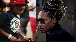 Download Rap Star Future ROASTED for buying his 5-year old son a ROLEX Watch! Video