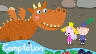 Download Ben and Holly's Little Kingdom | Baby Dragon | Triple Episode #7 Video