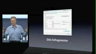 Download WWDC09: SnowLeopard vs Vista 7 by Bertrand Serlet Video