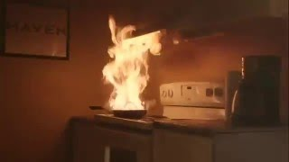 Download HAVEN Fire Safety (Kitchen and Living Room Live Burns) Video