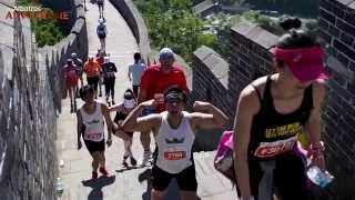 Download Great Wall Marathon 2015 - video recap Video